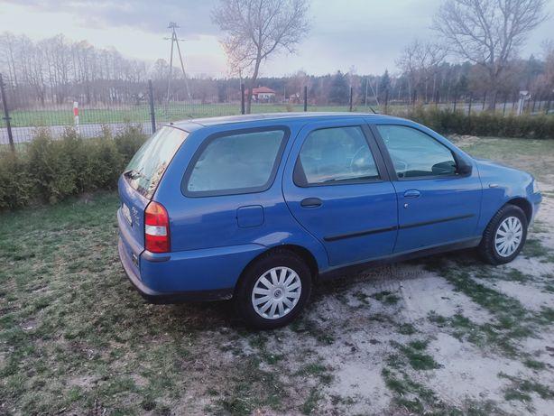 Fiat Palio weekend 1.2 Benzyna z klimatyzacją ! STAN TECHNICZNY BDB!