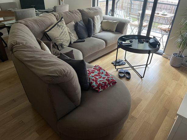 Sofá de Canto Ikea Tidafors