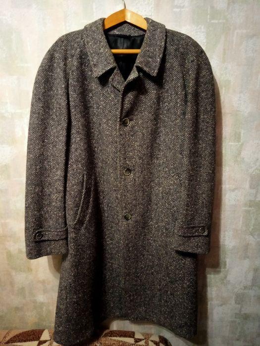 Пальто мужское, шерсть, Франция Донецк - изображение 1