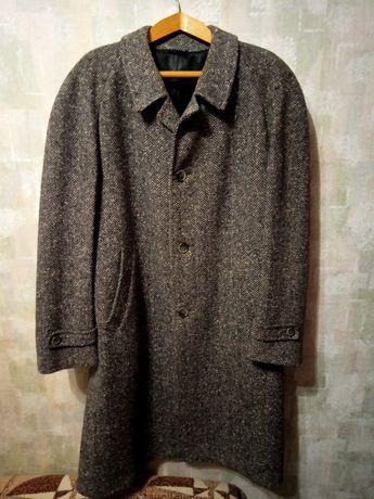 Пальто мужское, шерсть, Франция