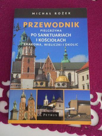 Sprzedam nieużywany Przewodnik po sanktuariach Krakowa i okolic