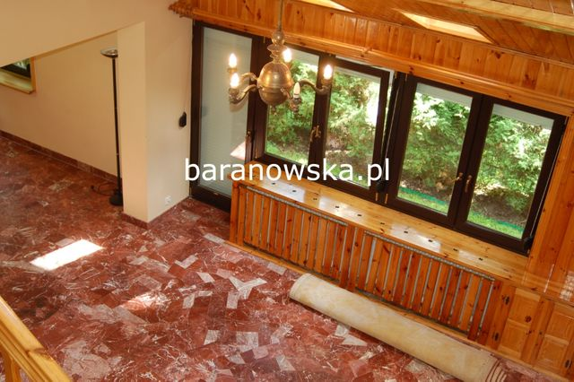 baranowska pl: Dom w pięknej okolicy, duży garaż, zieleń, super