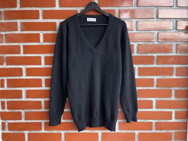 Brunello Cucinelli оригинал мужской свитер джемпер размер L кучинелли