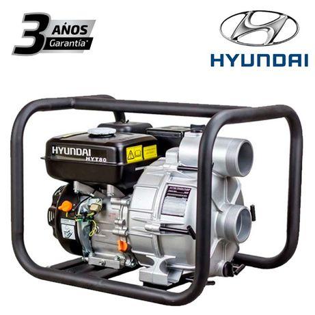 Motobomba para Águas Residuais 45.000Litros/Hora Hyundai
