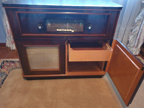 Movel Rádio Antigo