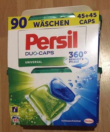 Persil гелевые капсулы 90 стирок оригинальные из Германии