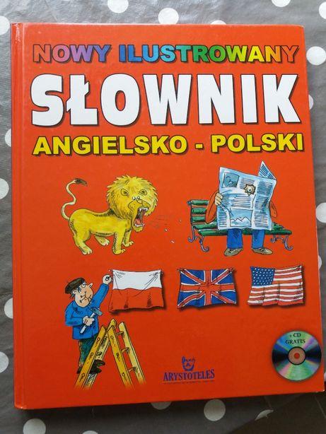 Słownik ilustrowany + płyta