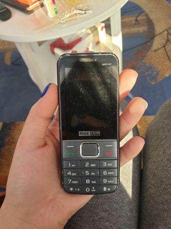 Telefon max com czarny