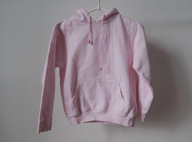 Bluza pudrowy roz