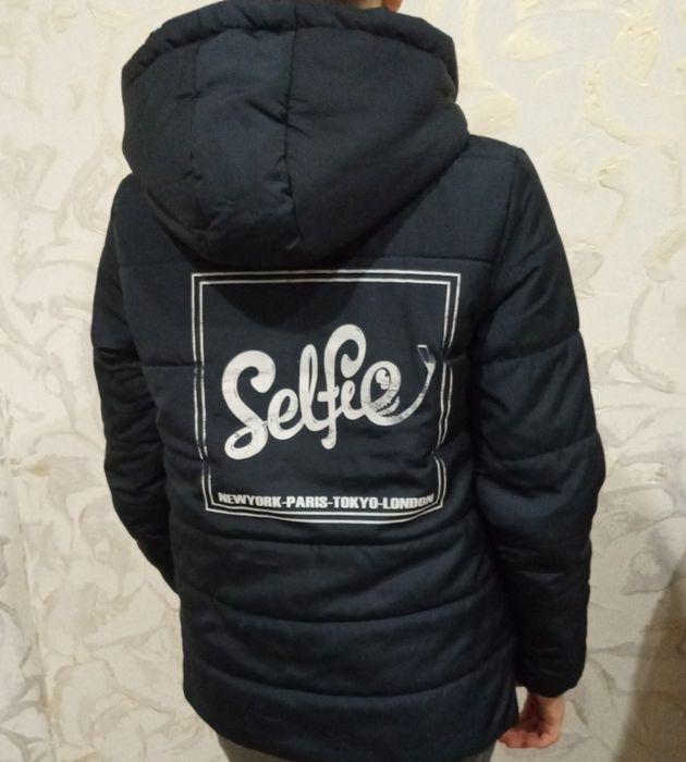 Продам куртку в хорошому стані 46р. Луцк - изображение 1