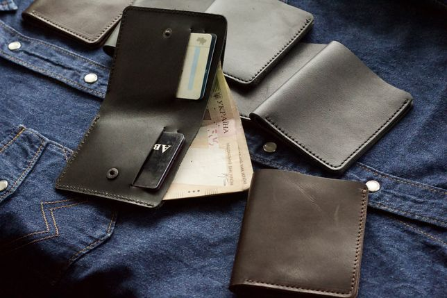 Міні гаманець/кошелек/бумажник/портмоне/ кожа