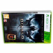 Diablo reaper Xbox 360, eng, folia, nowy, sklep Tychy