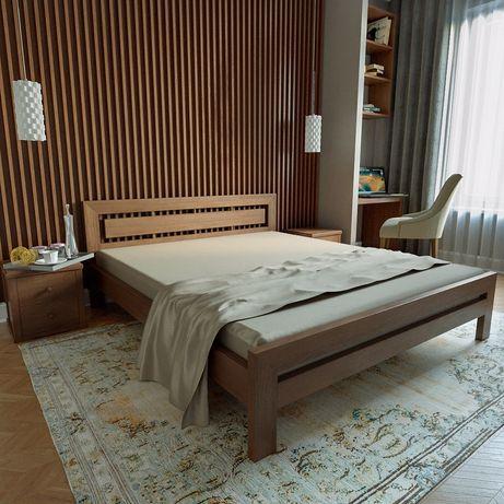 Деревянная Усиленная кровать Ола + БЕСПЛАТНАЯ ДОСТАВКА