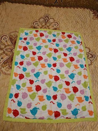 Детское лёгкое одеяльце