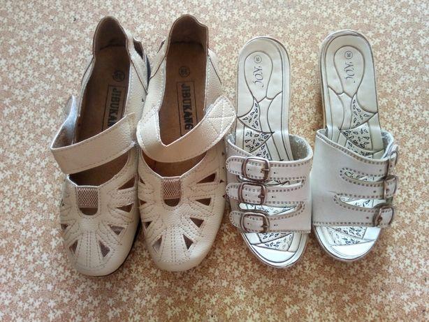 Женская обувь летняя удобная
