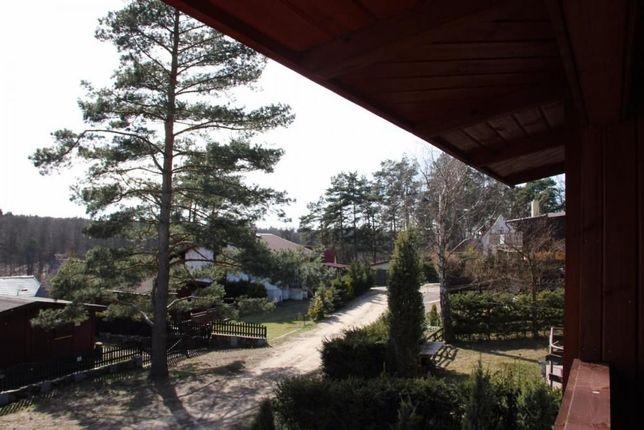 """Domek Wypoczynkowy """"Nad Brdą"""" w Przechlewie 200 m od jeziora Końskiego"""