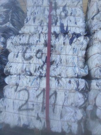 Worek big bag 210 cm na jabłka ( używane worki wentylowane)