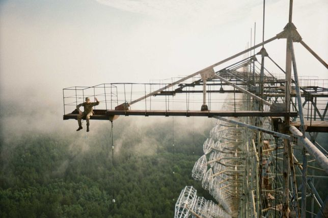 Поход в Чернобыльскую зону отчуждения. Припять.