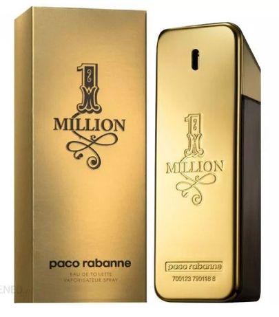 Paco Rabanne One Million/ Perfumy Męskie EDT. 100 ml. PREZENT