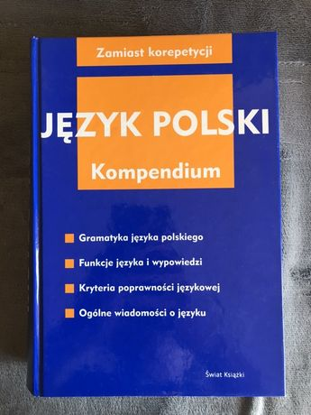 Język Polski Kompendium stan idealny