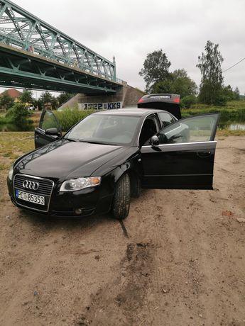 Audi a4 b7 2.0tdi 2005r Zamienie