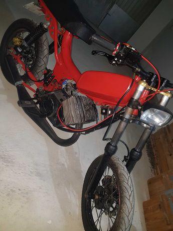 Casal boss motor p6r