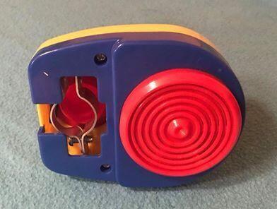 Symulator odgłosu motoru do montażu na kierownicę roweru
