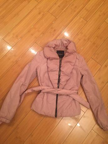 Kira Plastinina, куртка, курточка xs пуховик очень стильная