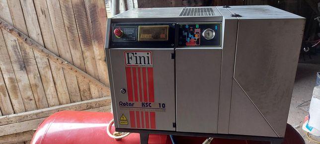 Kompresor śrubowy fini ksc 10