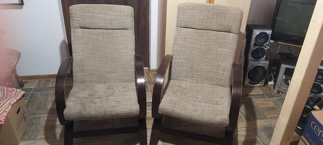 Fotele oddam za darmo