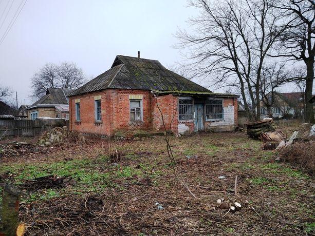 Кирпичный дом 72 м.кв. в Барышевке, 9 соток