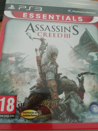 Assassin s creed III ps3