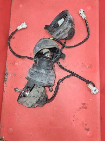 Zaslepka dekiel lampy przod grizzly 550 700