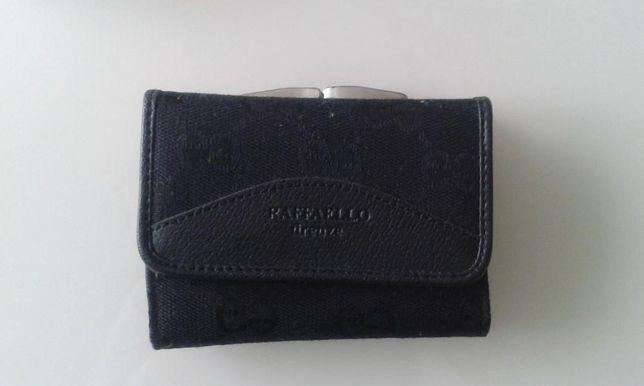 Damski portfel włoskiej firmy Raffaello firenze