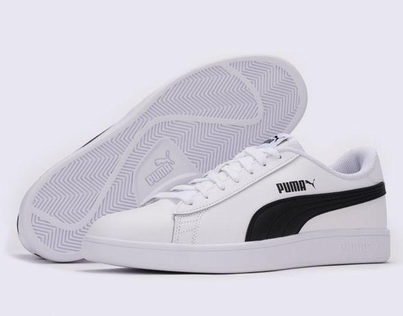 Puma. Шкіряні кросівки