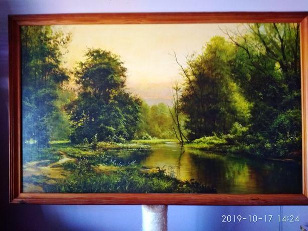 Obraz-Woda Natura Krajobraz 105x65.5