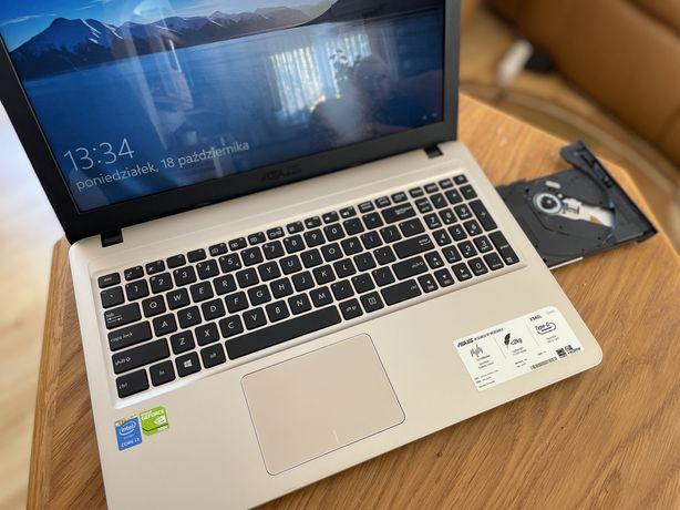 Laptop ASUS X540L Intel i3 WIN 10 JAK NOWY