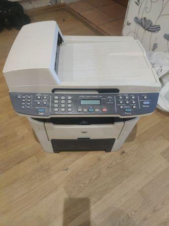 Urządzenie wielofunkcyjne biurowe HP drukarka/skaner/kopiarka/faks