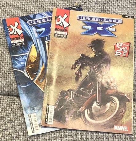 Sprzedam komplet komiksów Ultimate X Men