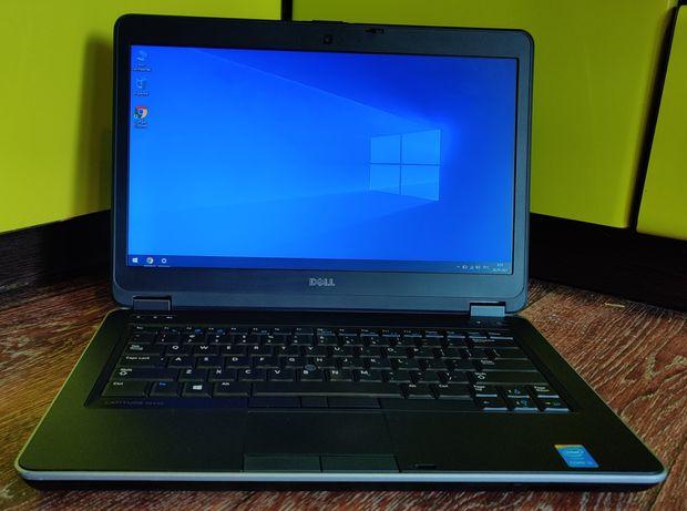 Ноутбук Dell i5-4300M (3,3GHz) / 8Gb / новый SSD 120 Gb / HD 4600