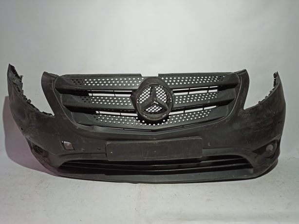 Бампер передній Mercedes-Benz Vito W447 14+рік A4478850425 Мерседес