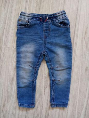 Spodnie jeansowe, dżinsowe, eleganckie, jeansy, dżinsy, szelki