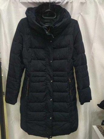 ZARA пуховое пальто пальто на пуху