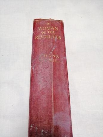 """Powiesc """"A Woman of the Revolution"""" Théroigne de Méricourt"""