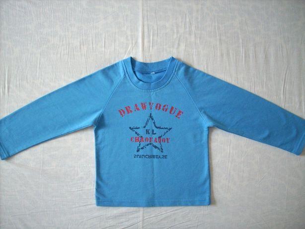 Реглан/свитер/свитшот Hong(пр-во Турция), на рост 104-110см.(4-5лет.)