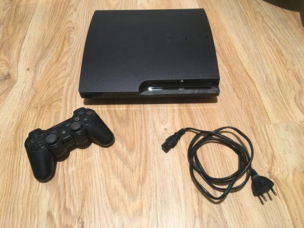 Sony PlayStation 3 Slim, 320GB + 3 gry gratis