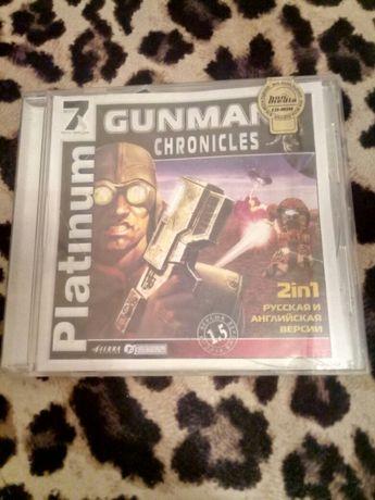 Игровой CD диск Gunman