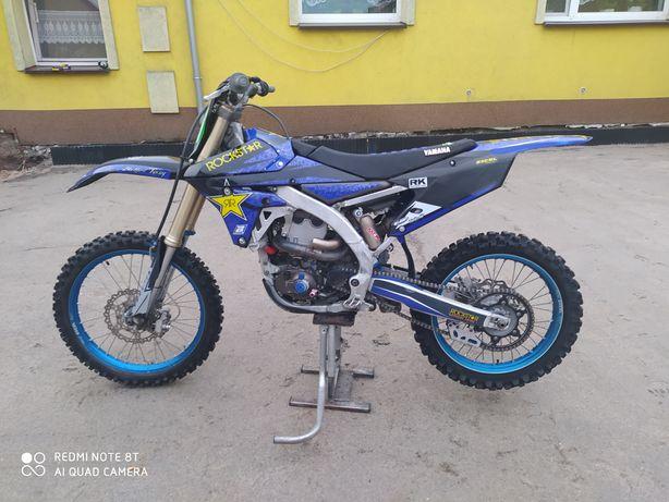 Yamaha yzf 450        2014r