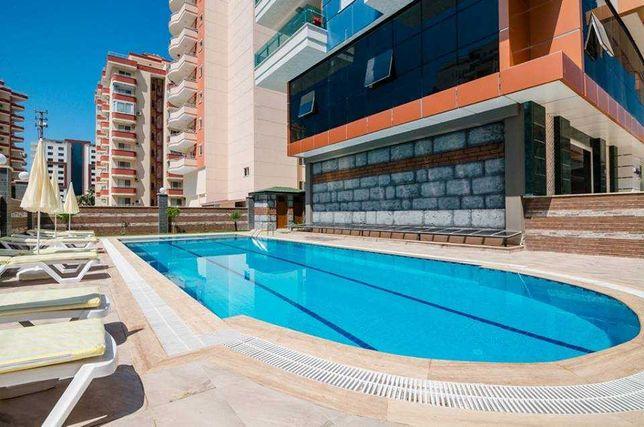 Квартира 77 м2 в жилом комплексе у моря в Алании/ Турция.LY