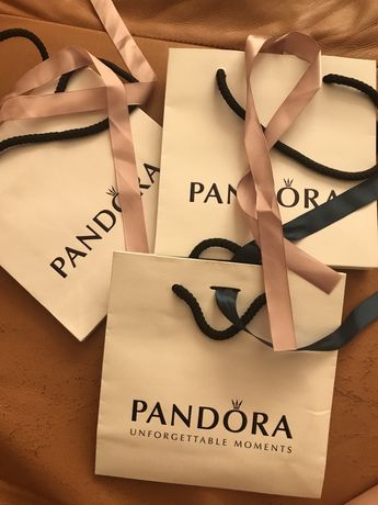 Пакеты подарочные Пандора Pandora оригинал